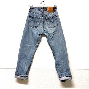 Vintage Levi 501 jeans